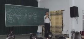 Ngày đầu tiên đi học…Thánh kinh