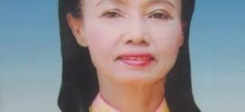 CÁO PHÓ  Bà: TERESA LÊ THỊ KIM OANH (Vợ anh Hùng (Việt)